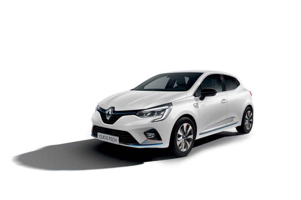 Nuova Renault Clio Plug in Hybrid