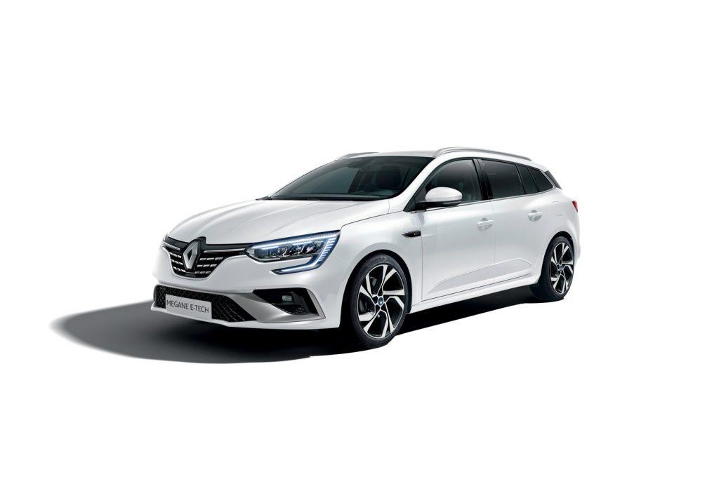Nuova Renault Megane Sporter Plug-in Hybrid
