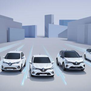 Nuova gamma Renault Plugin-Hybrid & Elettrica