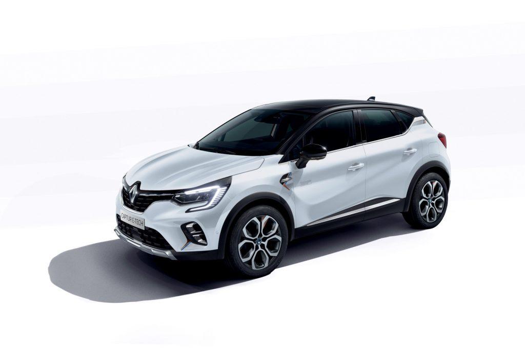 Nuovo Renault Captur Plug in Hybrid