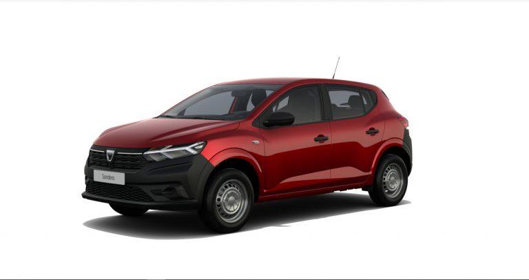 Nuova Dacia Sandero Streetway Access 2021
