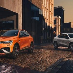 Nuovo Renault Arkana SUV