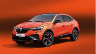 Renault Arkana Orange Valencia