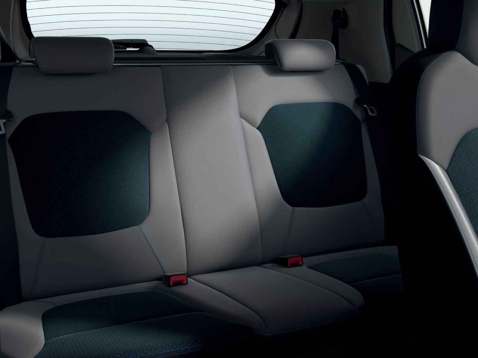 Sedili posteriori Dacia Spring Electric