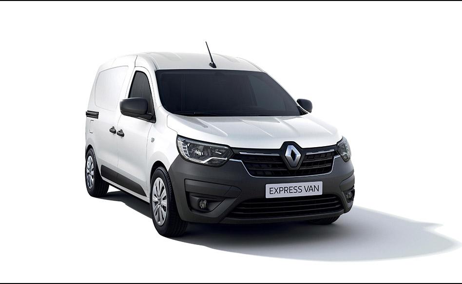 Nuovo Renault Kangoo Express 2021