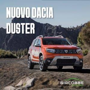 Nuovo Dacia Duster 2021