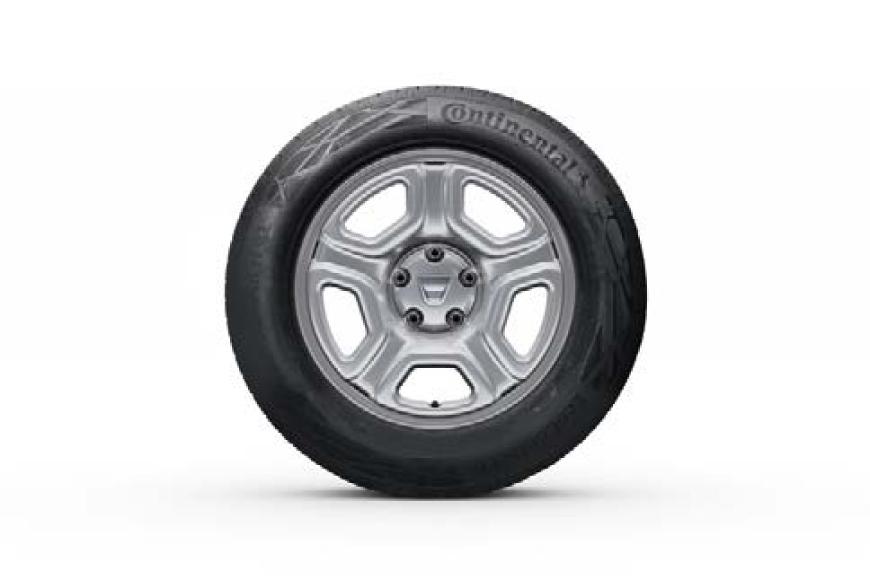 Cerchio acciaio Flexwheel 16 Dacia Duster 2021