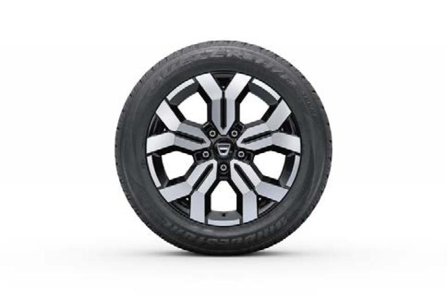 Cerchio lega 17 Tergan Dacia Duster 2021