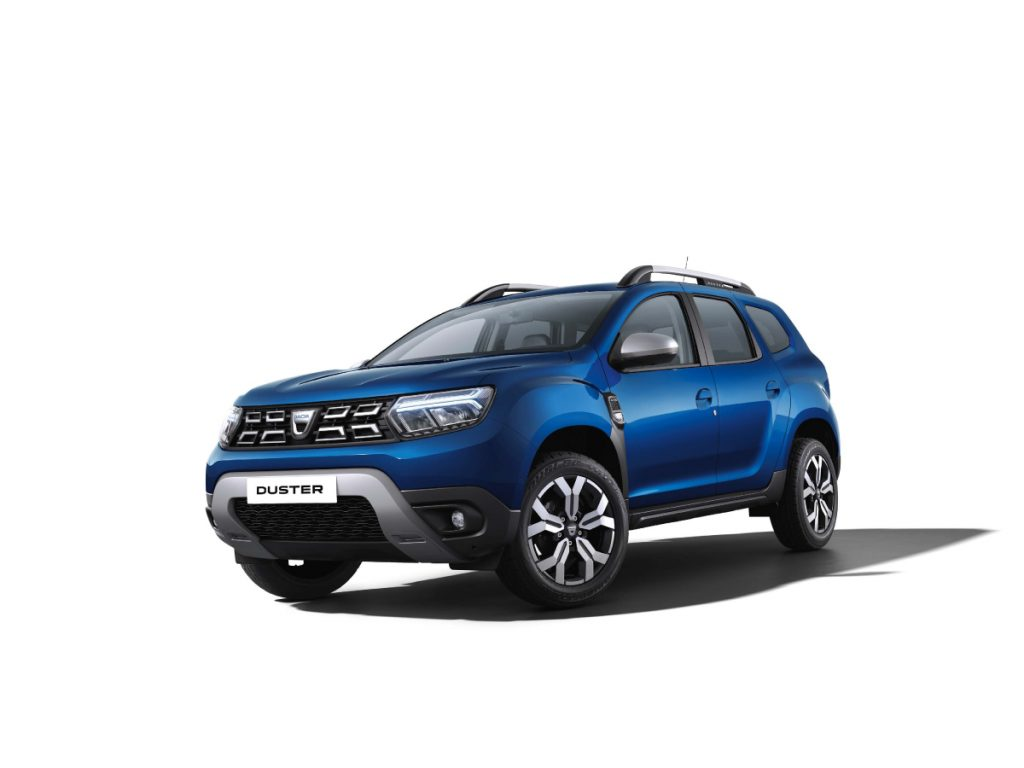 Dacia Duster 2021 Blu Iron
